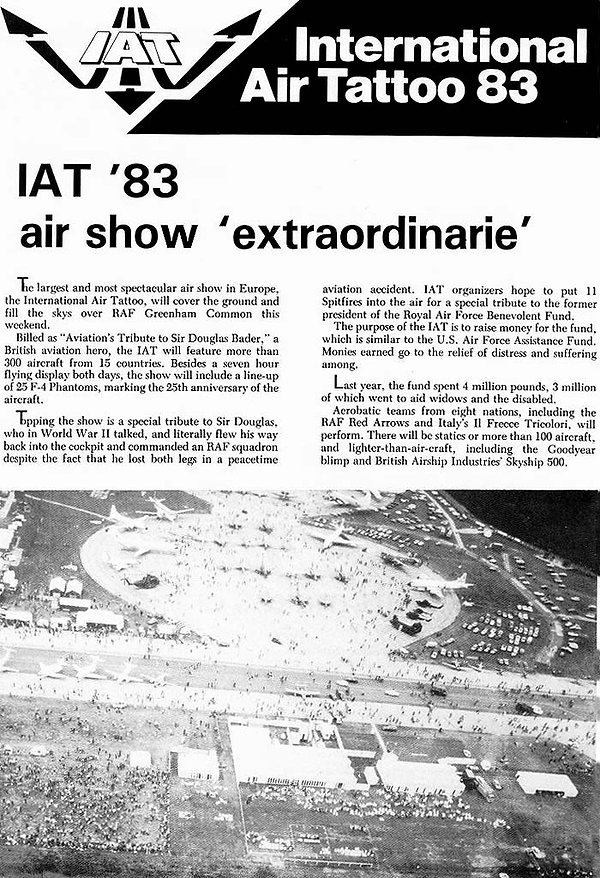 Greenham Common Air Tattoo