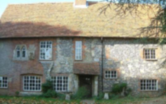 Priory at RAF Welford