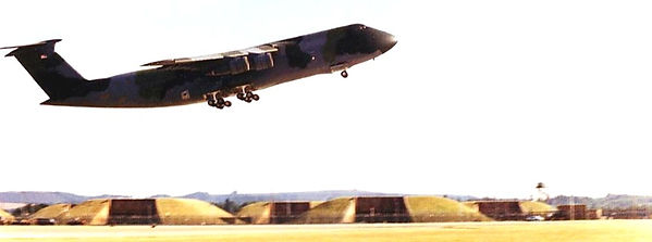 Greenham Common C-5 1989