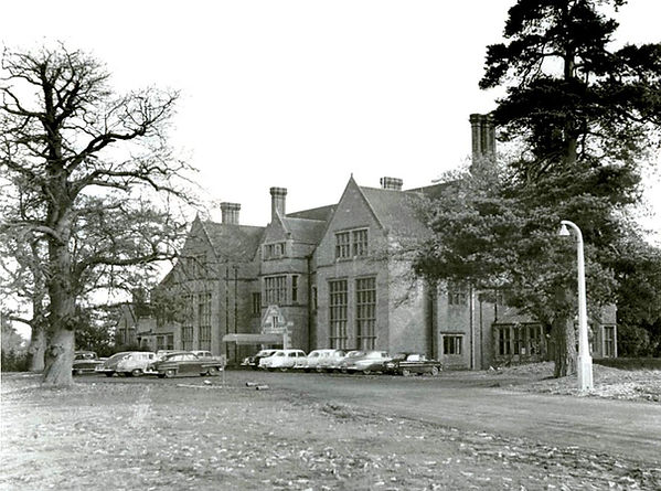 Greenham Common Officers Club 1955