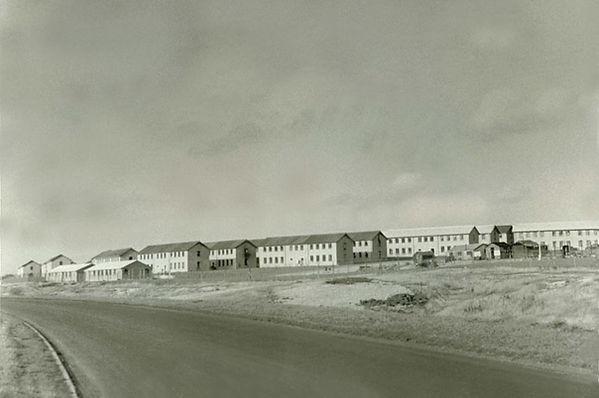 Greenham Common Barracks