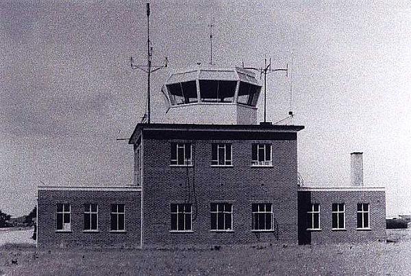 Greenham Common Control Tower