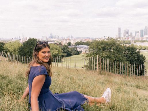 Sunday Morning in Greenwich