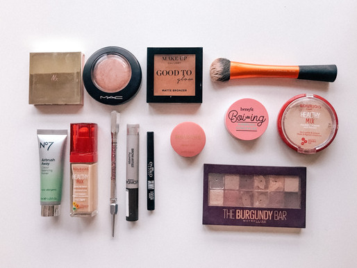 My Daily Make-up Routine