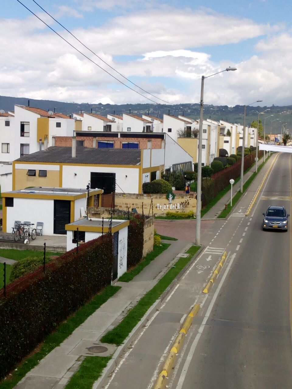 Desde Puente Privado (Lote Norte)