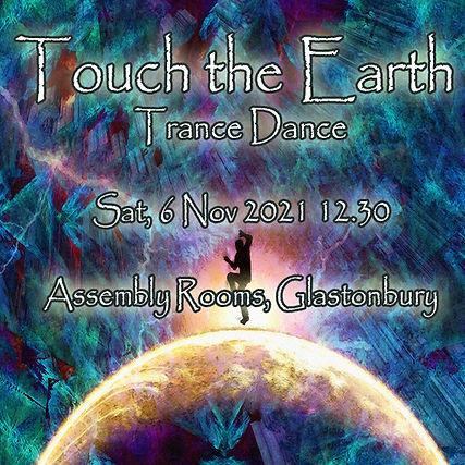 Nov '21 Glastonbury Trance dance Eventbr