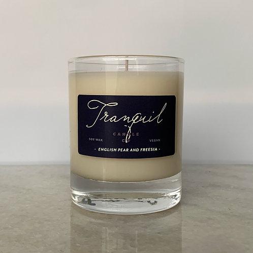 English Pear and Freesia Candle