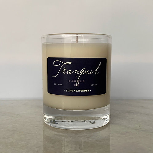 Simply Lavender Candle