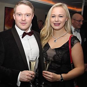 Metropolitan Gala Evening