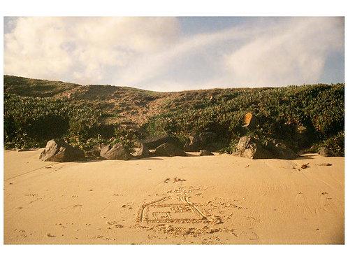 Postcard 13x18cm - Ile Callot