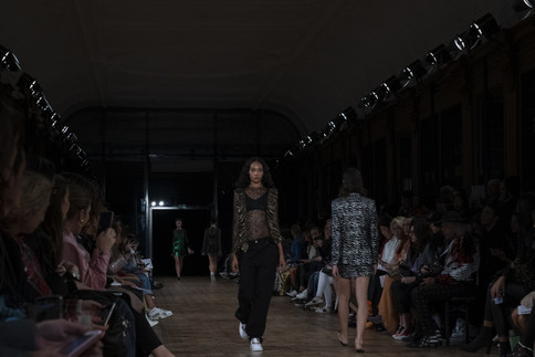 Anais Jourden SS20: Paris Fashion Week