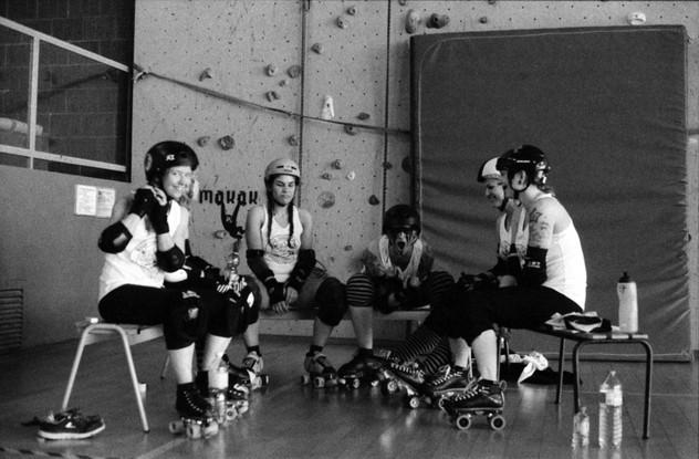 Norrköping Rollerderby vs. Paris Roller Girl