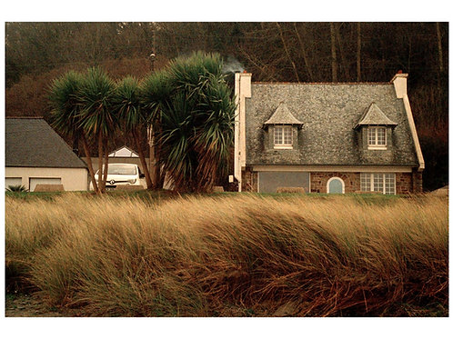 Postcard 13x18cm - Brittany