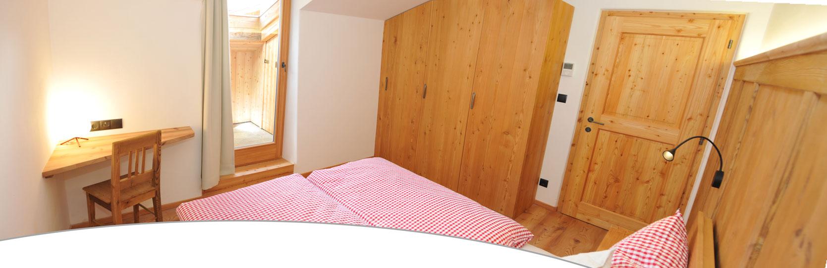 App. Schönberg -slaapkamer