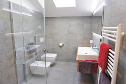 App. Almstube - badkamer