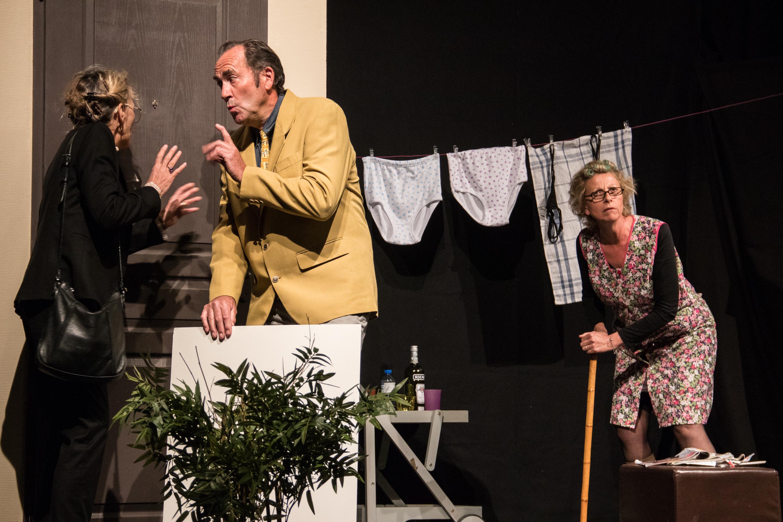 Ateliers Théâtre - Mai 2019