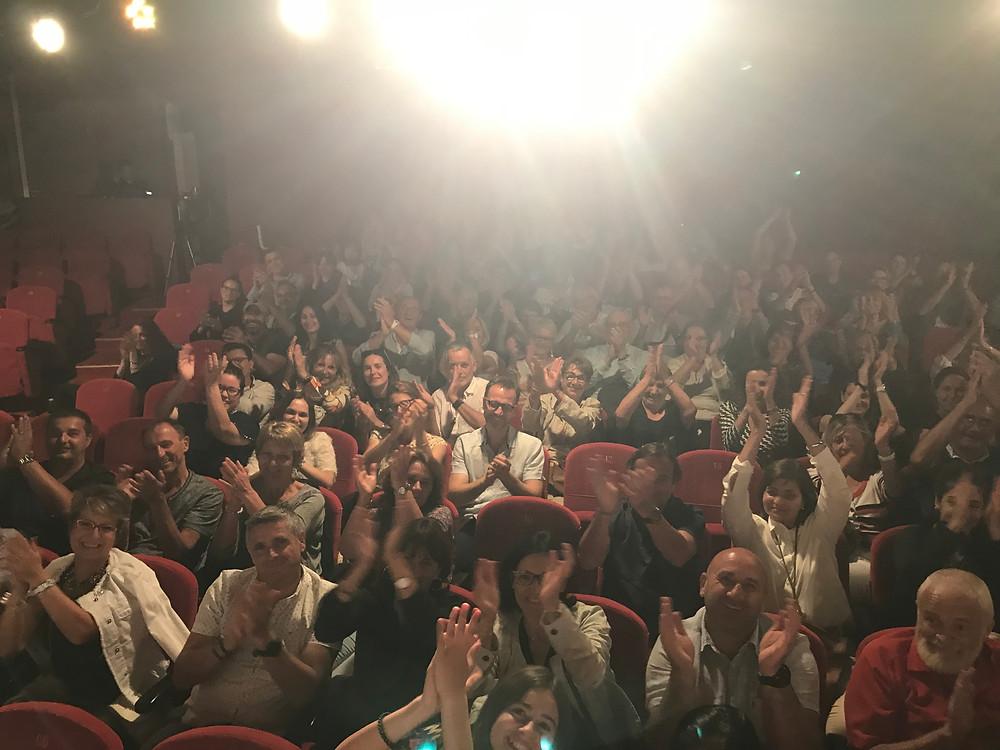 Waouh !!! merci à vous tous d'être venus si nombreux !!!