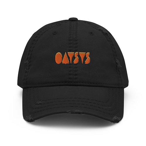 Oaysys IkeZero Distressed Dad Hat