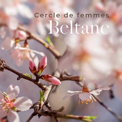 Cercle de femmes de Beltane