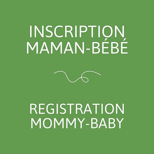 Automne 2020 // Maman-bébé