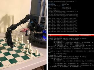 Autonomous Chess Robot