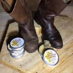 Beeswax Leather Dressing and Conditi