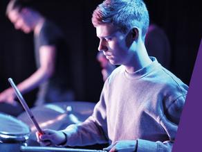 Fareham College Wednesday 9th December- Music students performance livestream