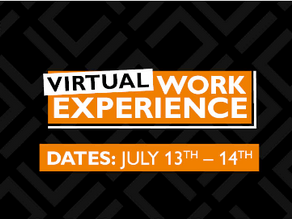 New Virtual Work Experience opportunity for creative students