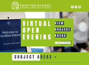 Coming Soon – Virtual Open Evening