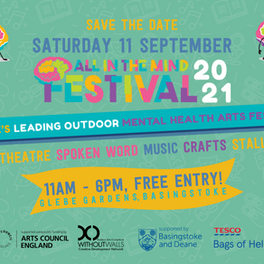 All in the Mind Festival - 11 Sept 2021