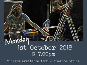 Year 11 Performance Evening Oct 1st
