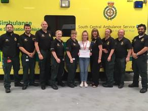 South Central Ambulance Service Youth Ambassadors
