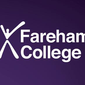 Fareham College open events 2021/22