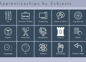New from Amazing Apprenticeship