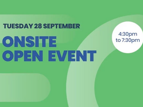 Eastleigh College Onsite Open Event  | 28 September 2021