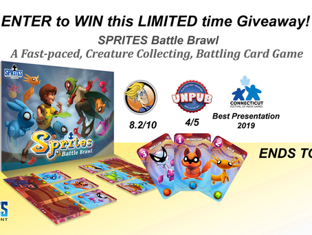 [Completed] Enter to Win Sprites Pre-Launch Edition!