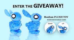 [Completed] Bunbun Plush Toy Giveaway ends July 19th!