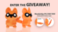 Free Giveaway!! Munkchip Plush Toy!!! Ends August 3rd!