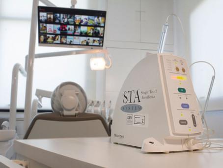 Tratamento odontológico com Anestesia sem Dor, conheça a tecnologia The Wand