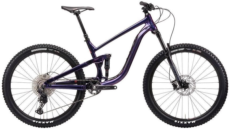 "Kona Process 134 27.5"" Mountain Bike 2021 - Trail Full Suspension MTB"