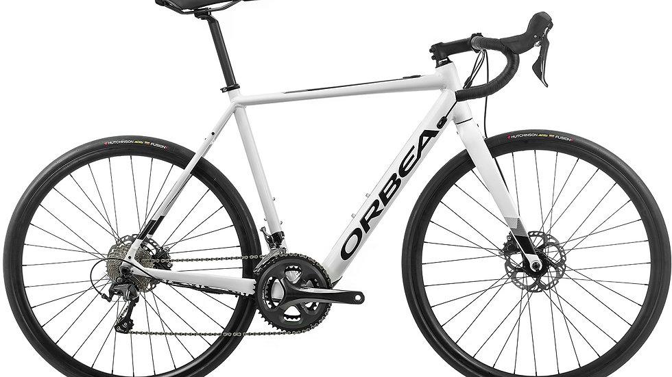 Orbea 2020 Gain D40 Electric Road Bike  Gloss White