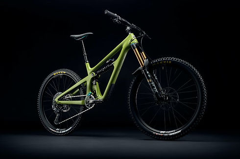 Yeti SB165 available at Sutton Circuit Bikes Leicester