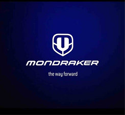 Mondraker logo. Sutton Circuit Bikes is an East Midlands Mondraker dealer.