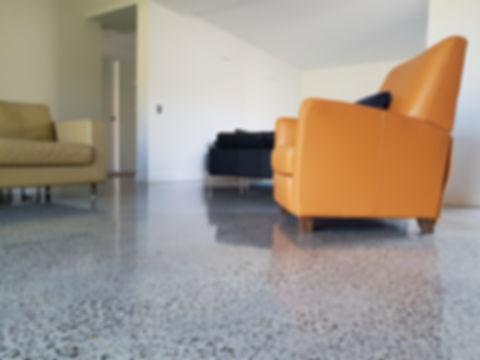 Polished Concrete - Semi Gloss finish - Doncaster -GALAXY Concrete Polishing & Grinding