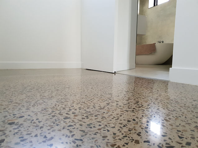 GALAXY Concrete Polishing & Grinding - Polished Concrete - Semi Gloss finish - Melbourne