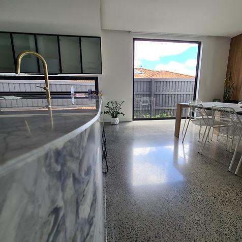 GALAXY Concrete Polishing & Grinding - Polished Concrete - Satin finish - Essendon - Melbourne