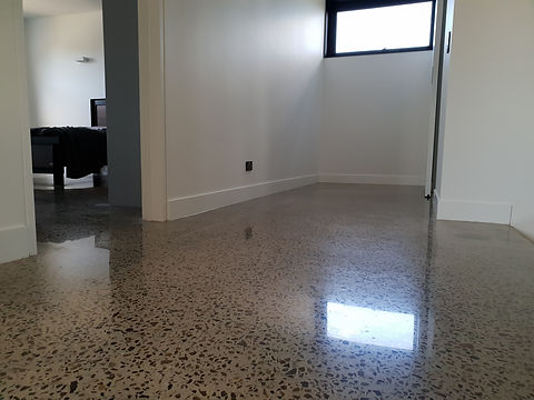 GALAXY Concrete Polishing & Grinding -Polished Concrete - Semi Gloss - Doncaster Melbourne