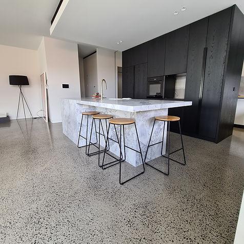 GALAXY Concrete Polishing & Grinding - Polished Concrete - Satin finish - Essendon - Melbo