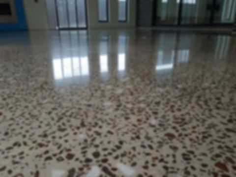 GALAXY Concrete Polishing & Grinding | Polished Concrete Semi Gloss finish | Werribee Vic
