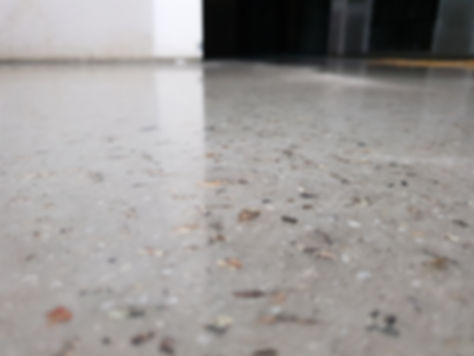 Polished Concrete Matte finish | Clyde North | GALAXY Concrete Polishing & Grinding